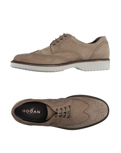 HOGAN Laced shoes. #hogan #shoes #レースアップシューズ