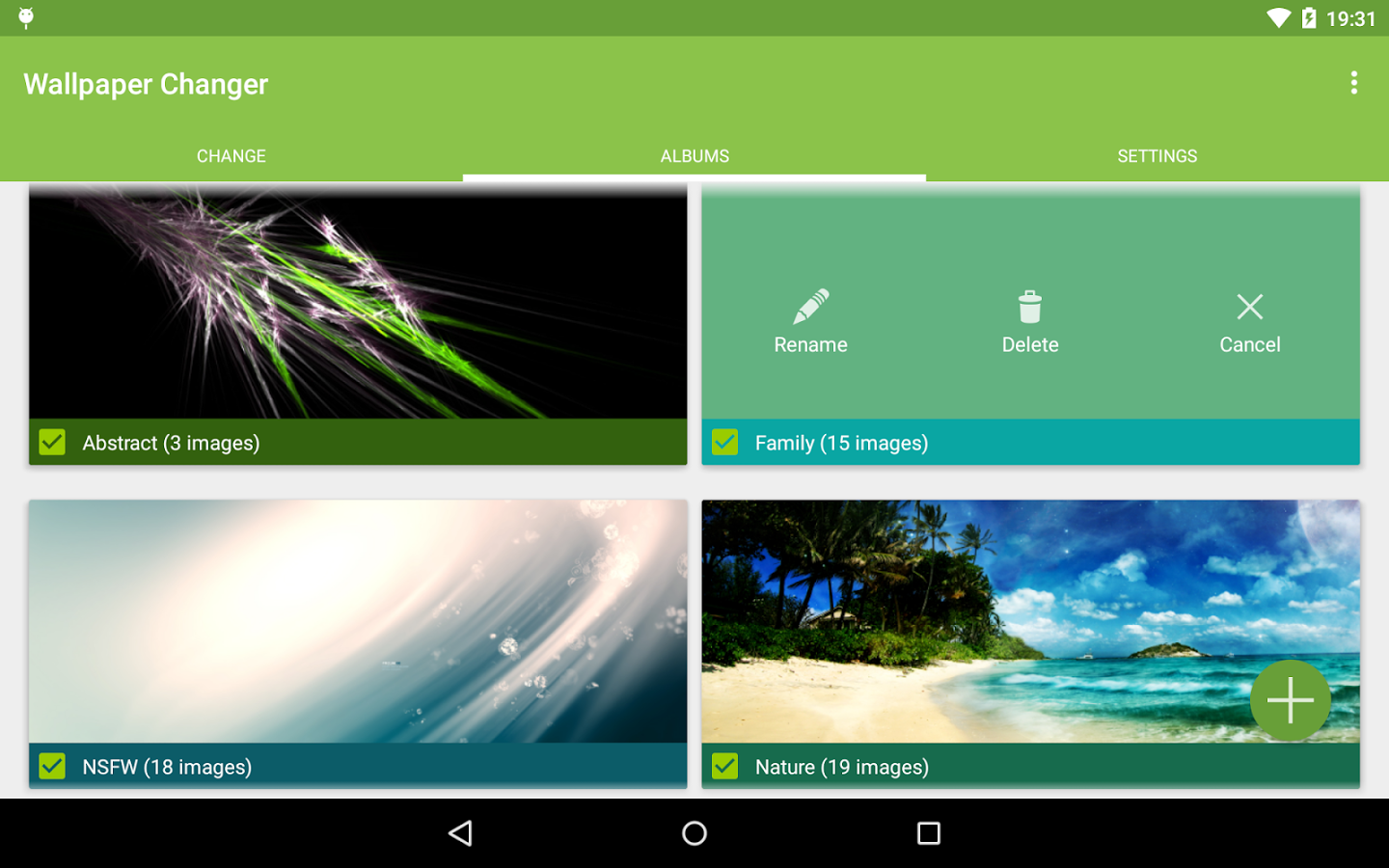 Change Your Android Wallpaper Automatically The