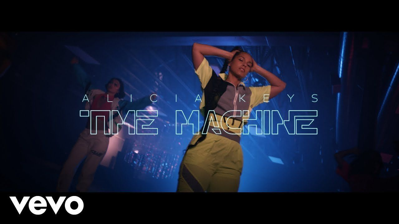 Alicia Keys Time Machine Official Video Alicia Keys Song