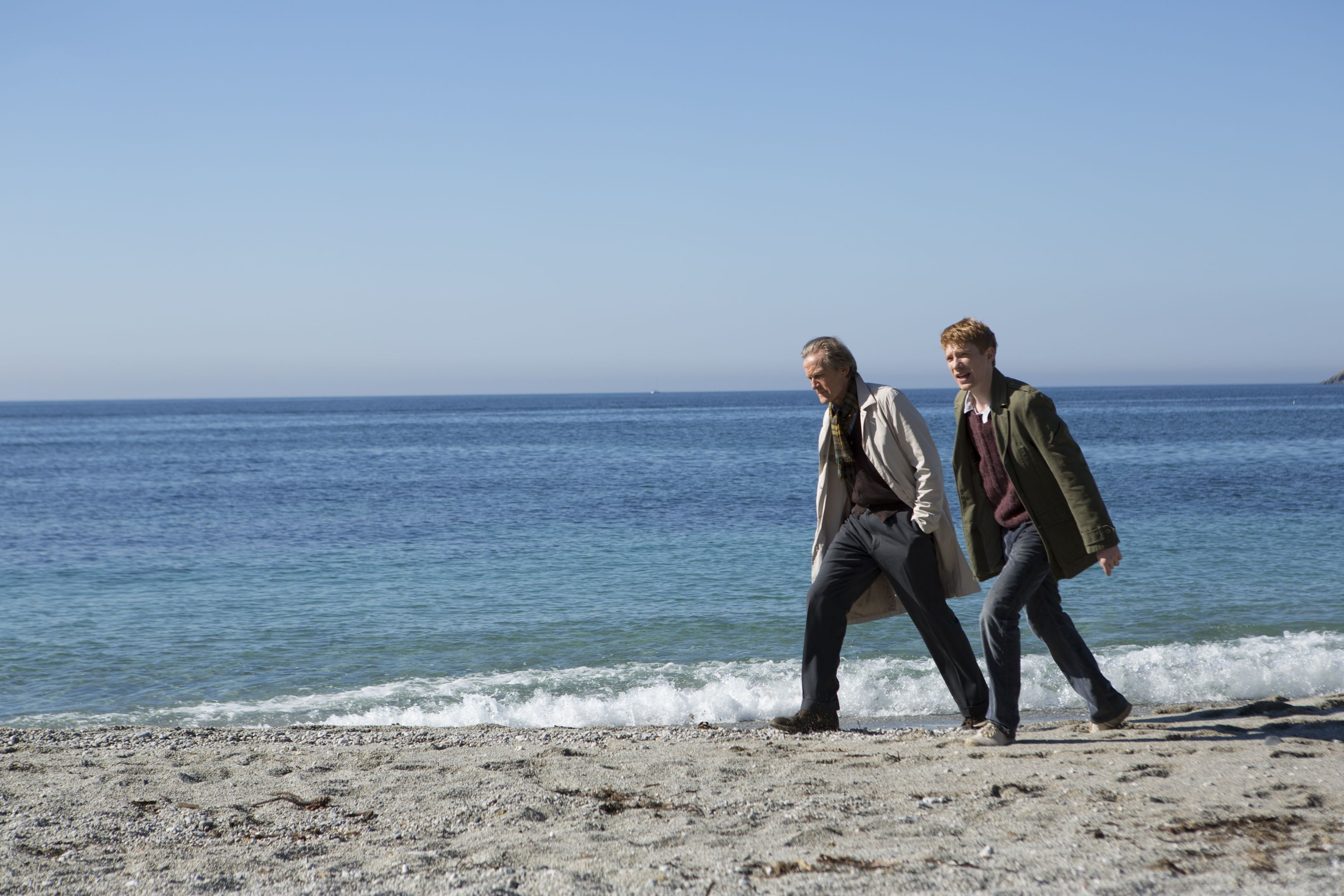 Father and son take a walk | movies | Pinterest