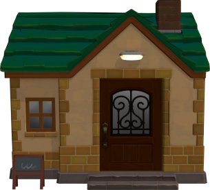 Animal Crossing New Horizons Villager House Exterior Designs Complete List House Designs Exterior Exterior Design House Exterior