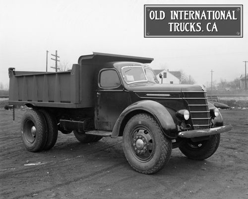 1939 International Truck Model Dr70 International Truck Trucks