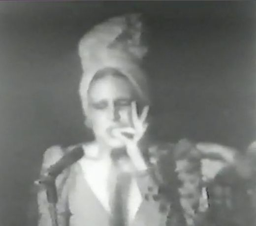 Bette Midler In The 70 S Bath Houses Smoking Some Reefer