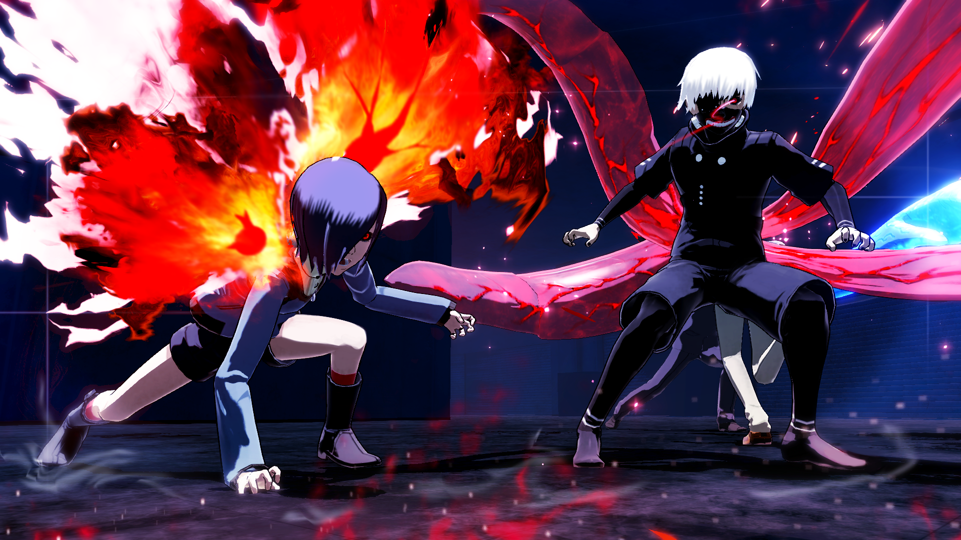 Tokyo Ghoul Re Call To Exist Announcement Trailer Tokyo Ghoul Wallpapers Tokyo Ghoul Anime Tokyo Ghoul Pictures