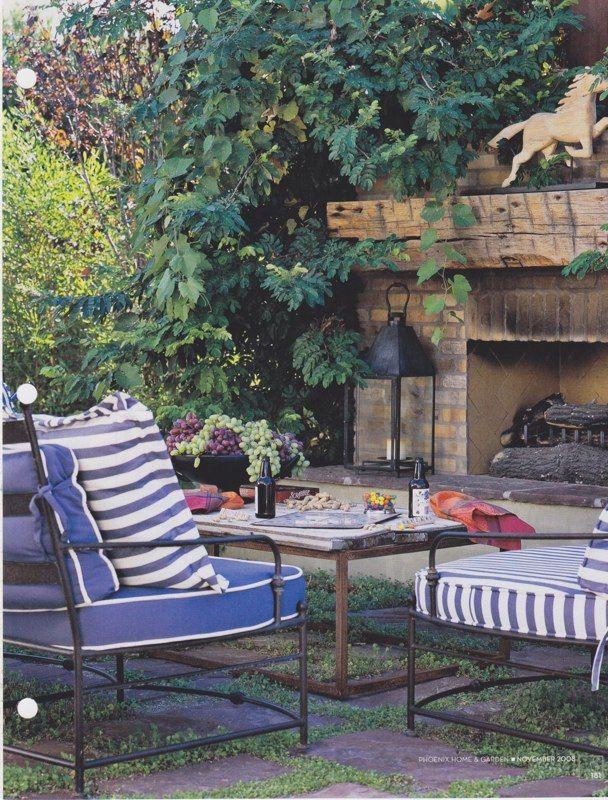 veranda outdoor living