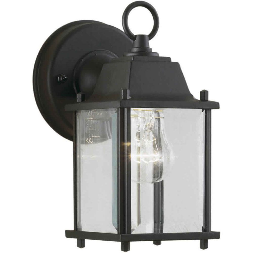 Forte Lighting Craftsman Mission Outdoor Wall