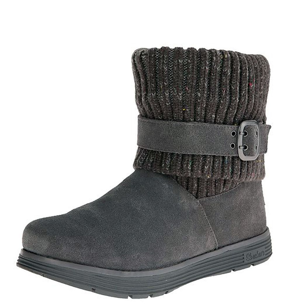 skechers adorbs women's ankle boots