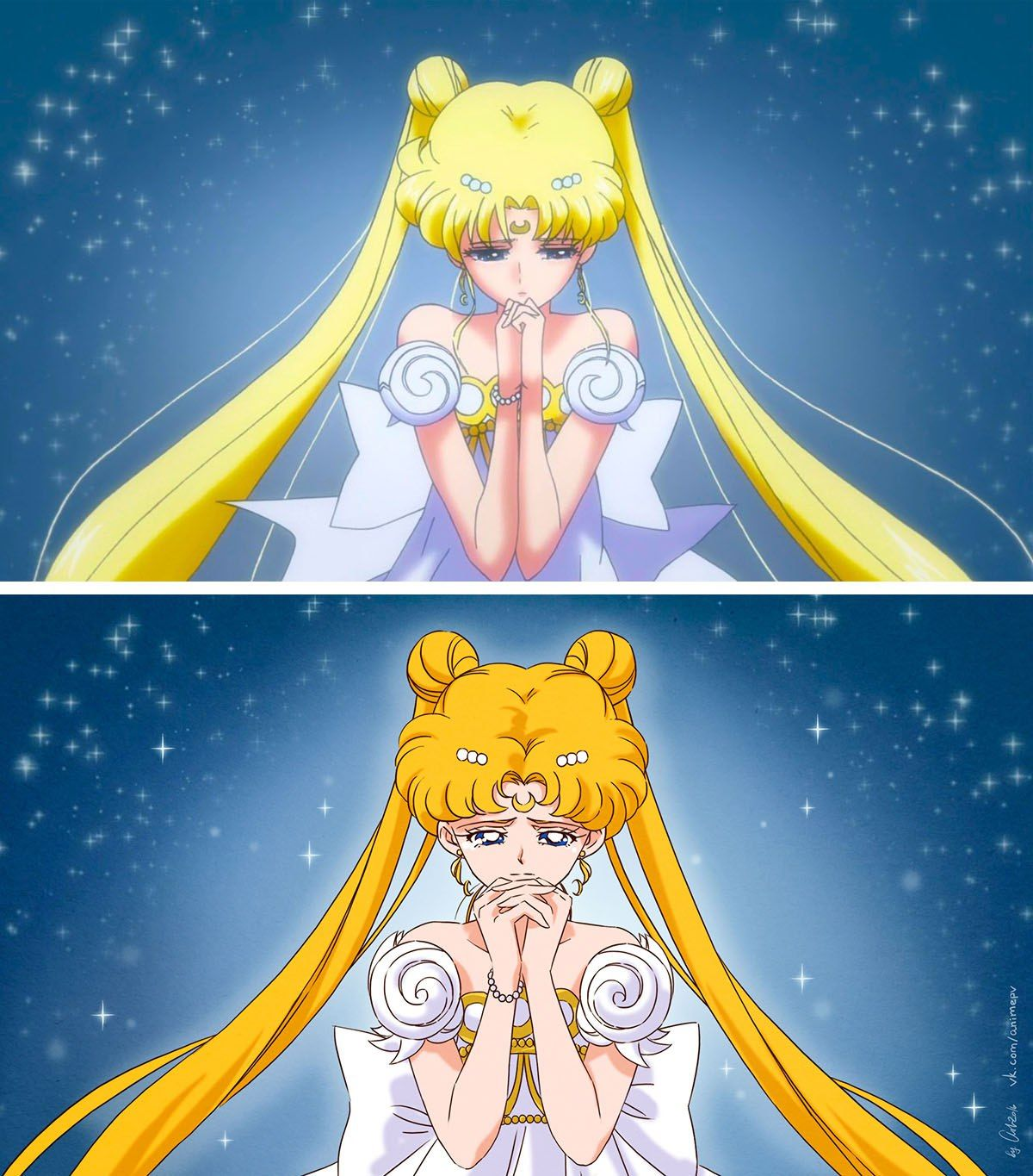 "Neo Queen Serenity Crystal: ""sailor Moon Fanart"""