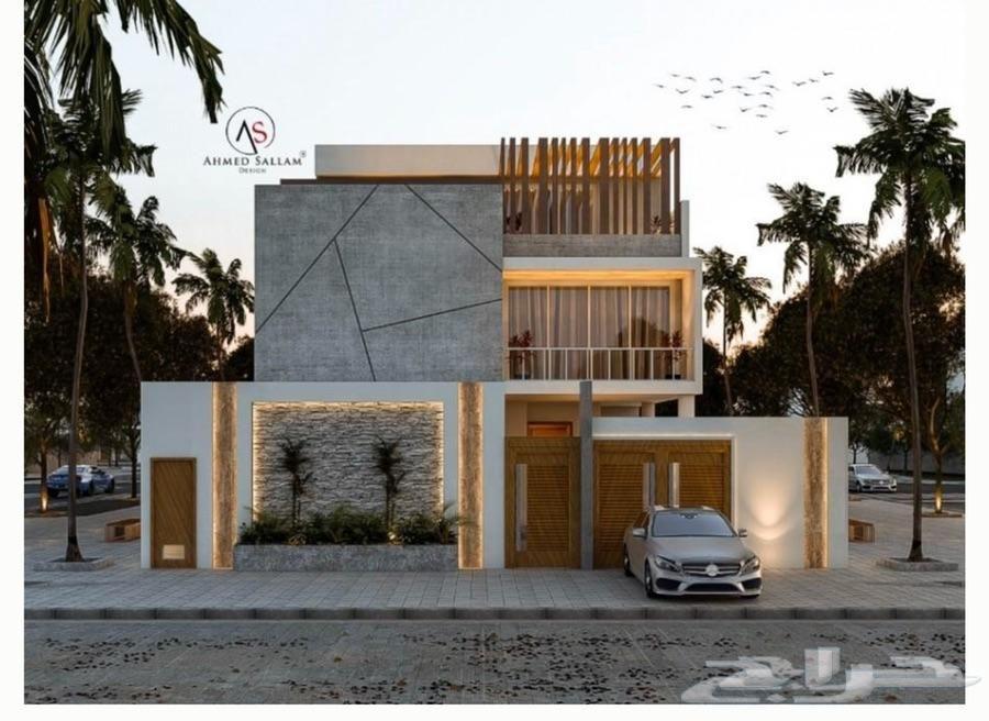 تصميم وتنفيذ واجهات فلل الرياض Outdoor Decor Home Decor Decor