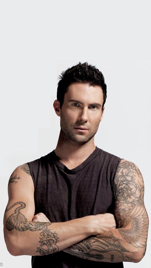 Adam Levine Maroon 5 Motivation For Workout Adam Levine