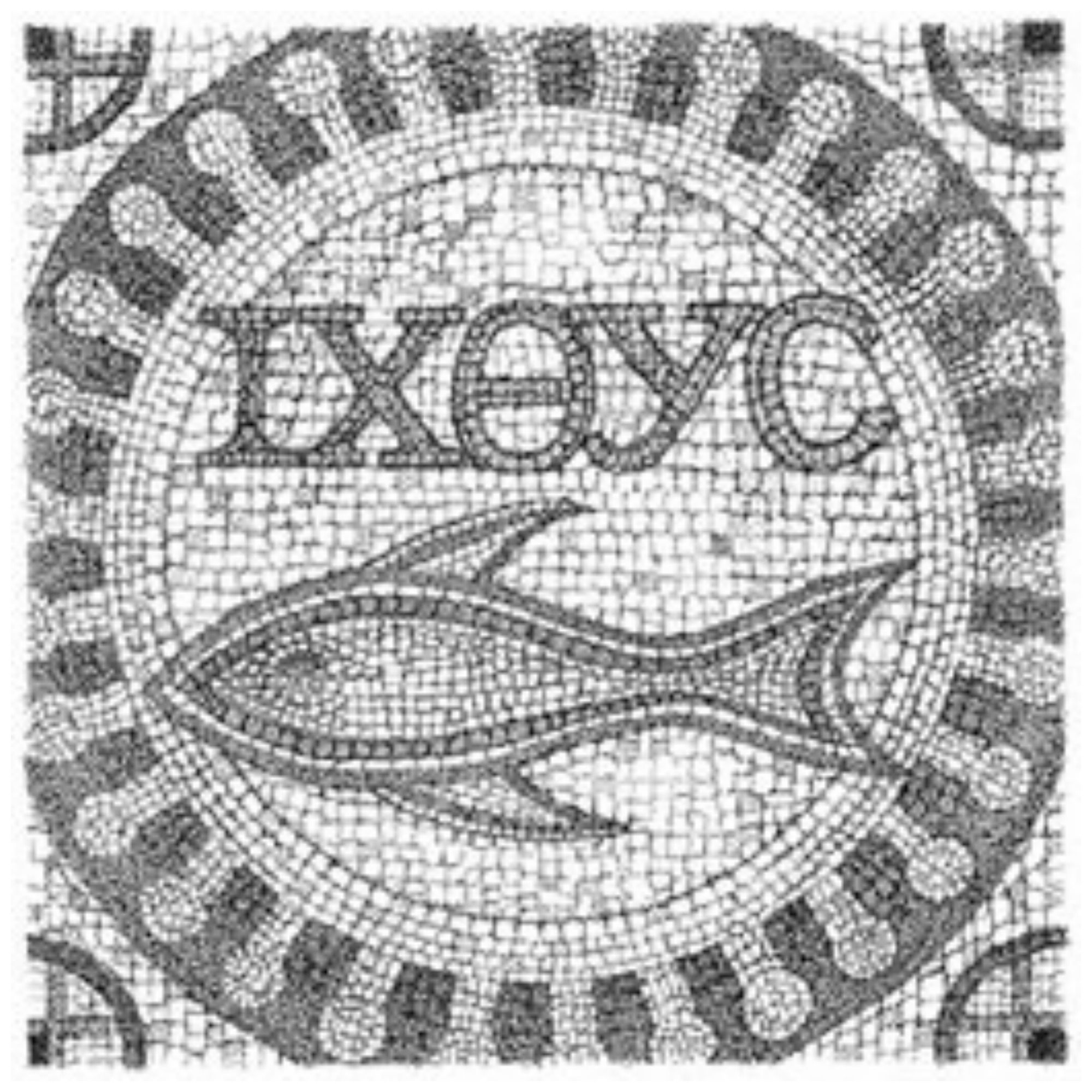 The greek word for fish is ichthus an acronym for iesous the meaning of ichthusichthus as an adopted christian symbol in ancient greco roman times ichthus was the greek word for fish biocorpaavc Gallery