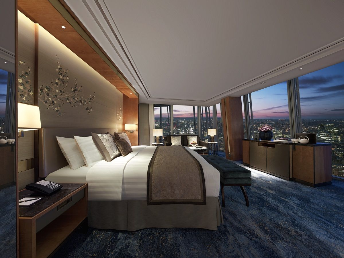 Best Shangri La Hotel At The Shard London England 400 x 300