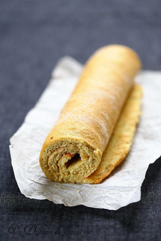 Réussir un biscuit roulé : recette, astuces et photos pas à pas - Un déjeuner de soleil