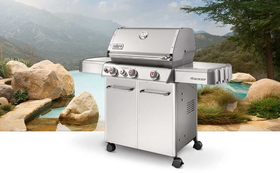 Genesis S 330 Weber Com With Images Gas Grill