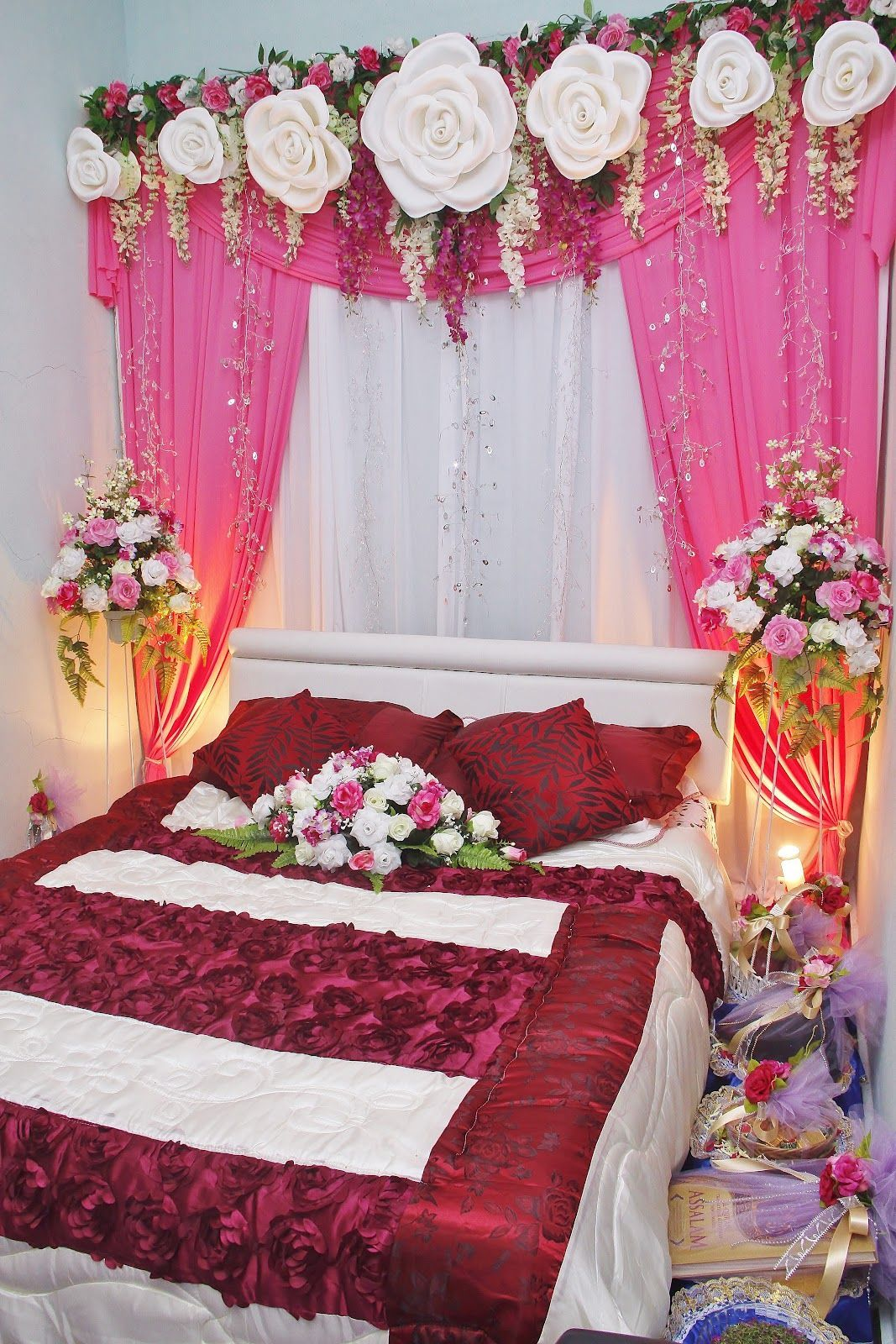 46 Valentines Day Decor Bedroom Romantic | Romantic ...
