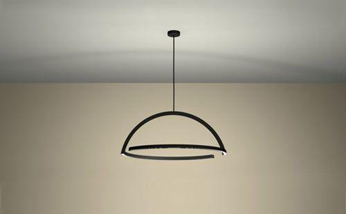 2d Led Pendant Lamp Unique Lamps Lamp Design