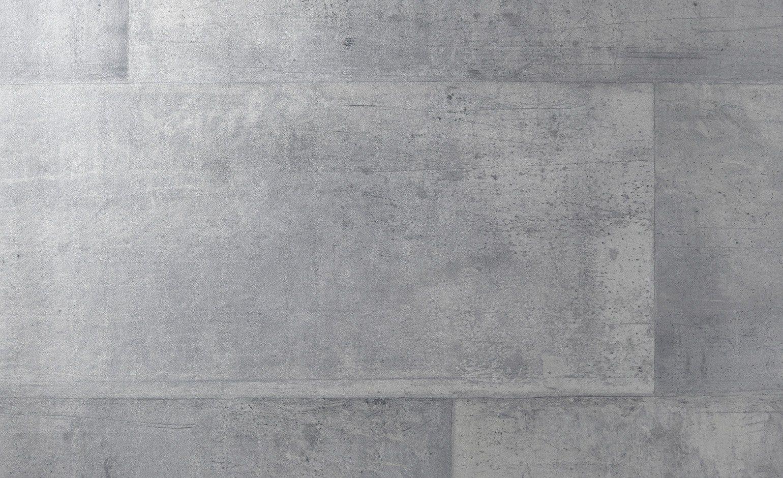 Sol Vinyle Kitchen Bath Carrelage Zinc Gris Rouleau 2 M Salle De Bains Sol Vinyle Vinyle Et Sol Pvc