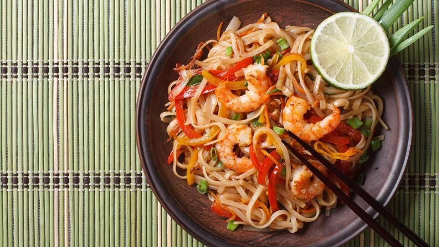 Chinese 5 spice noodles recipe 10 minute meals food