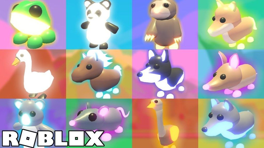 We Made 12 Neon Pets And 200 Day Login Streak Roblox In 2020