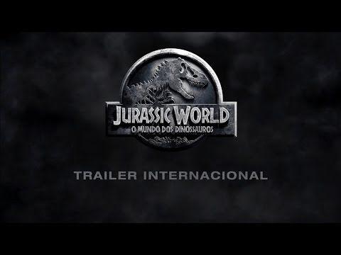 Jurassic World O Mundo Dos Dinossauros Trailer Oficial Mundo Dos Dinossauros Jurassic World Trailer Oficial