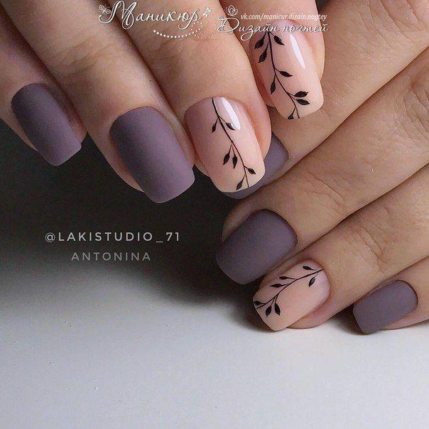 Маникюр | Дизайн ногтей #peinadosartisticos | uñas | Pinterest ...