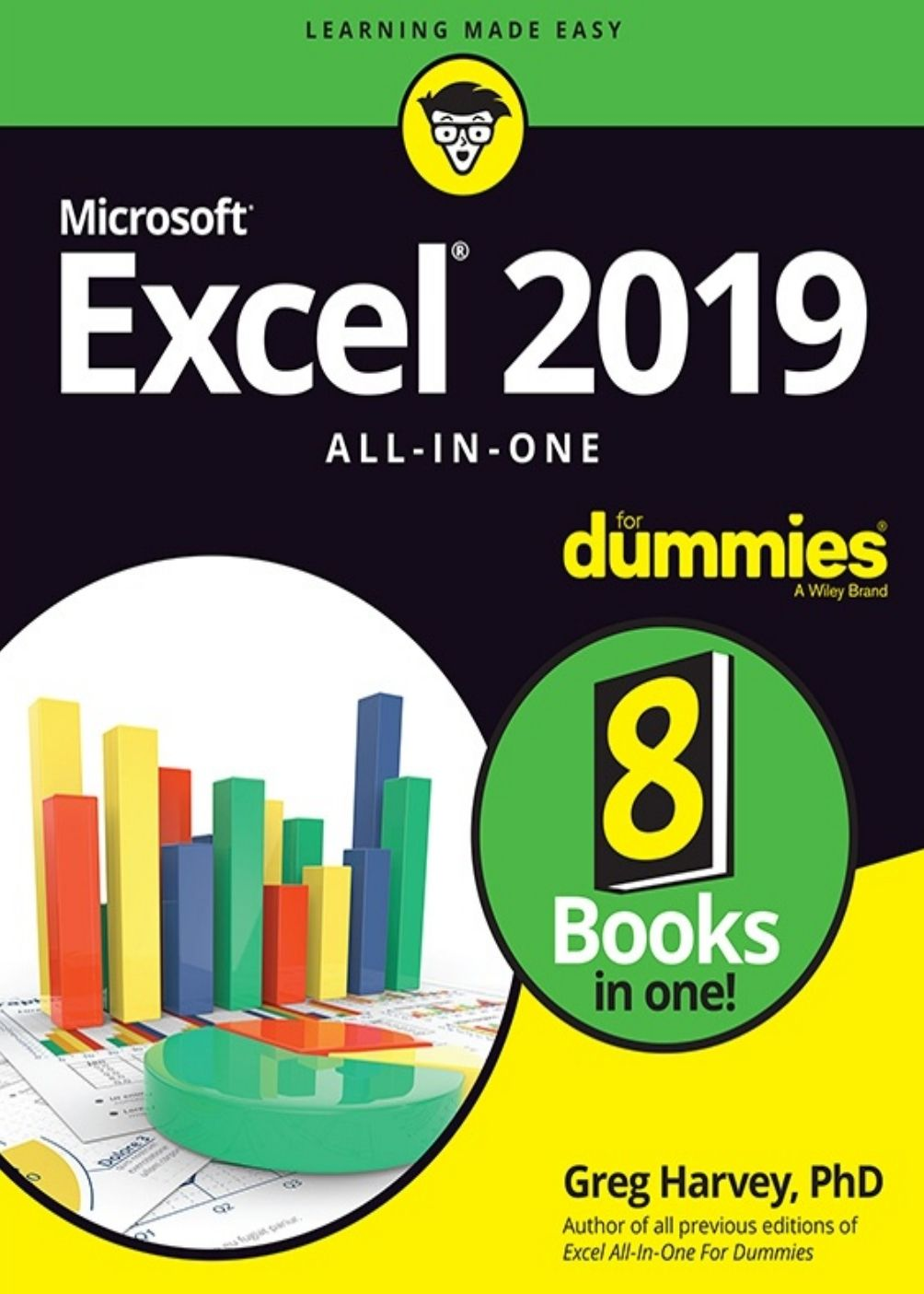 Microsoft Excel 2019 All In One For Dummies 8 Books In One Ebook Vba Excel Microsoft Excel Blog Microsoft