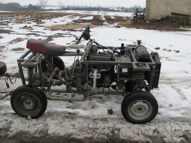 Homemade UTV engine VW 1.6d | Homemade ATV UTV Quad Buggy etc.