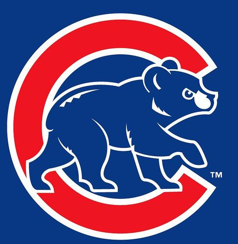 Current Chicago Cubs Logo Sports Pinterest Chicago Cubs Logo