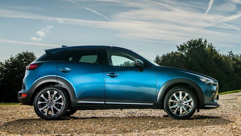2020 Mazda CX3 slims down to one trim level, adds