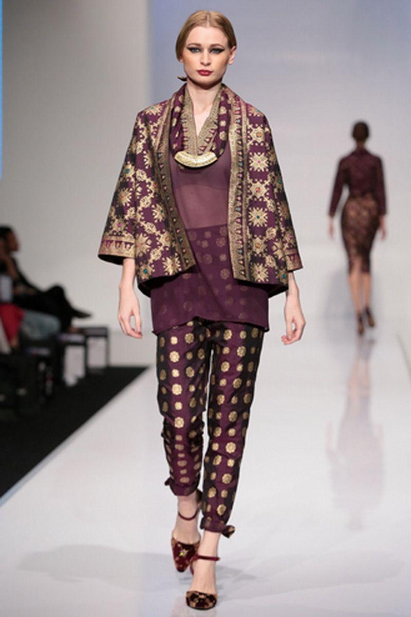 Ghea Panggabean Indonesian Fashion Di 2019 Gaya Busana Model