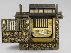 L Or Du Japon Laques Anciennes Regard D Antiquaire Meubles Japonais Antiquaire Mobilier De Salon