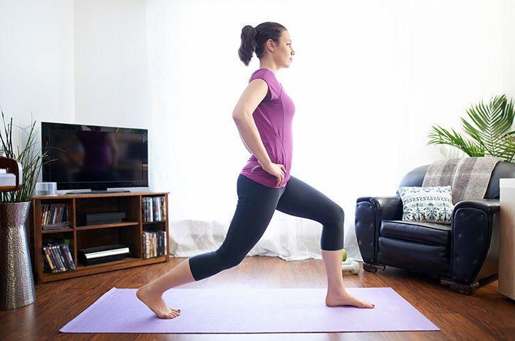 йога для похудения бесплатно за 20 минут