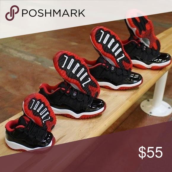 sports shoes 0360f 3ebf4 NIKE   Air Jordan 11 Retro Low BT Toddler Baby 4c You ll receive both