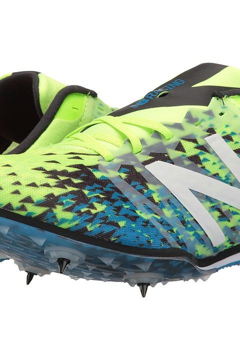 New Balance MD500v5 Middle Distance Spike (Yellow/Black) Men's Shoes - New Balance, MD500v5 Middle Distance Spike, MMD500Y5, Footwear Athletic General, Athletic, Athletic, Footwear, Shoes, Gift, - Street Fashion And Style Ideas
