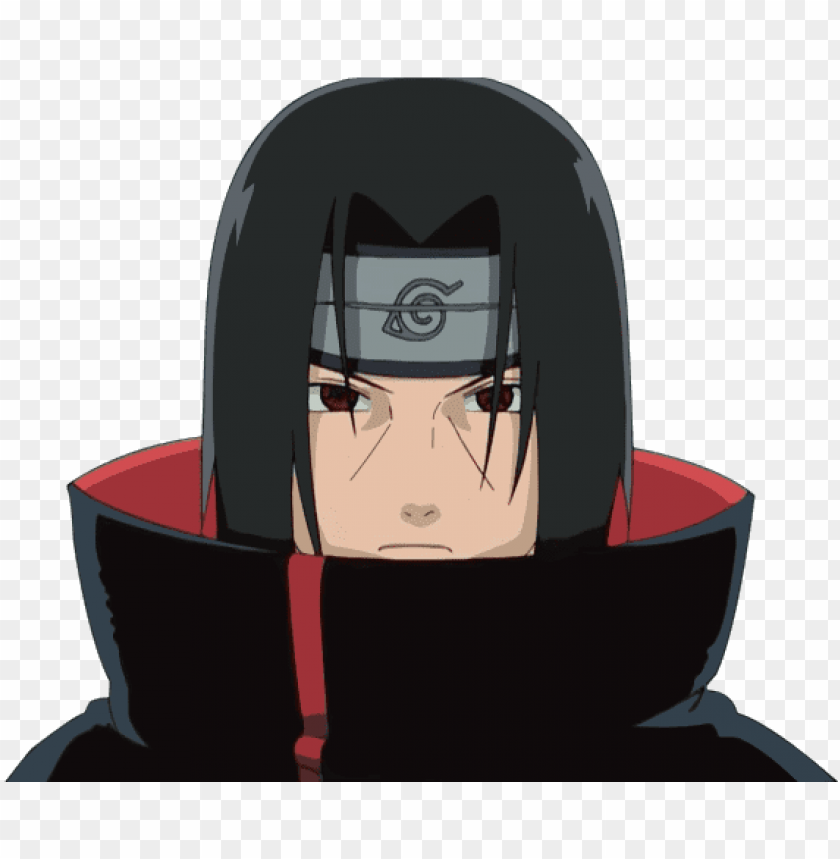 Itachi Is Back Itachi Uchiha Face Png Image With Transparent Background Png Free Png Images Itachi Uchiha Itachi Uchiha
