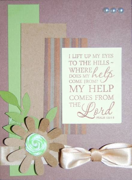 Help Comes from the Lord