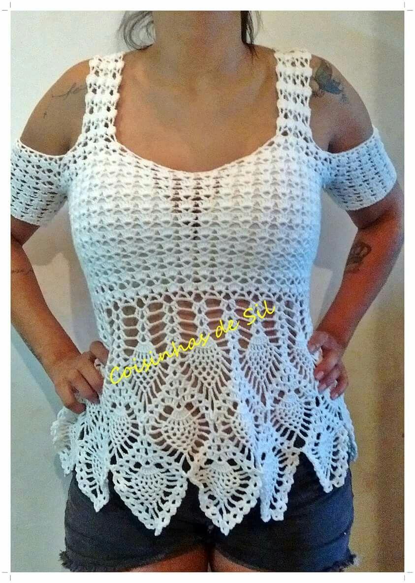 a5669c94f525 Top crochet