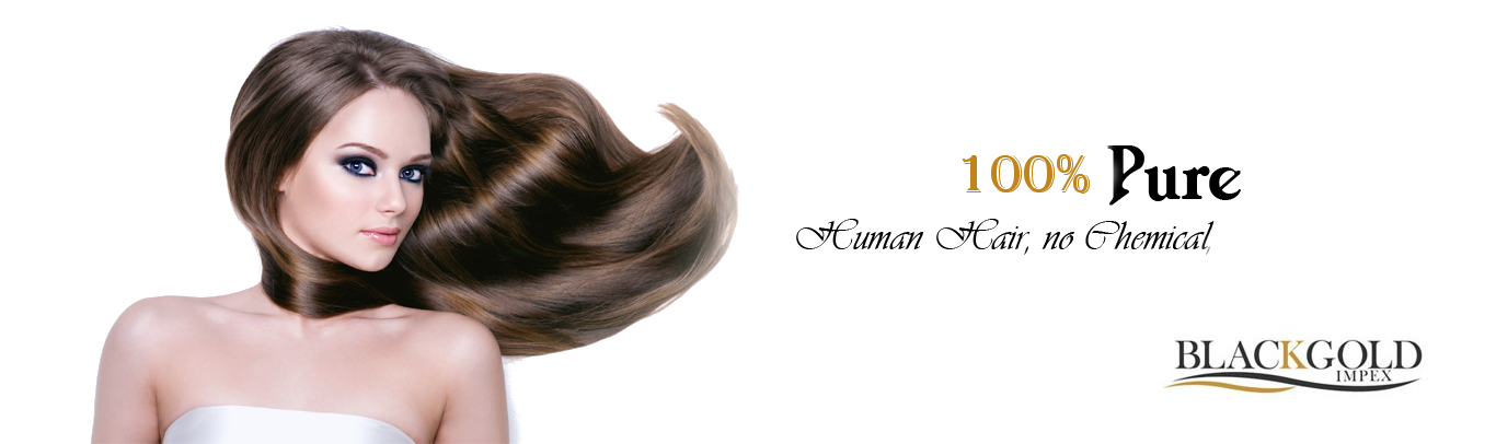 We Are Blackgold Hair Company Specialized In 100