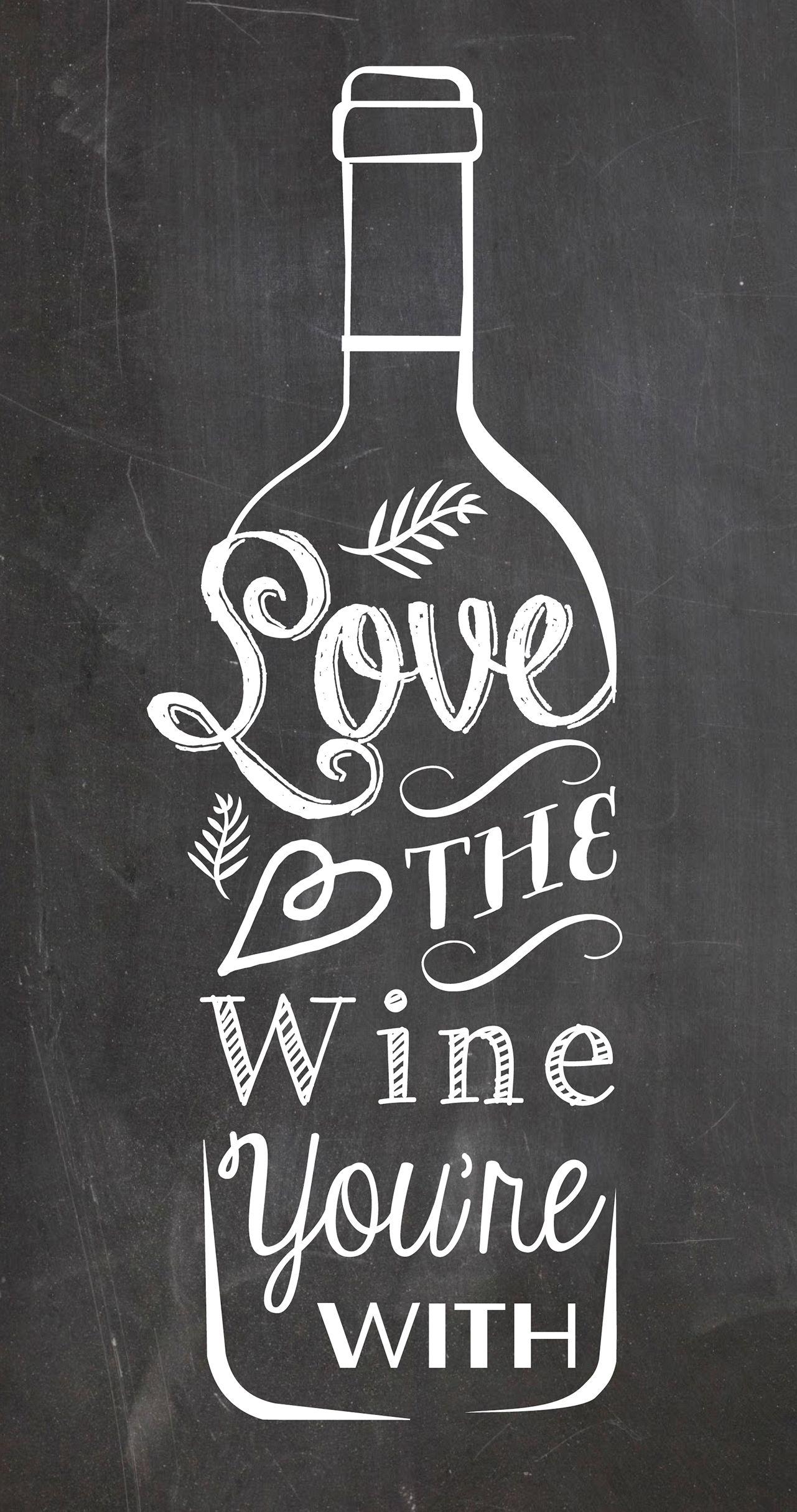 Chalkboard Style Kitchen Art Poster -- SVG Style maybe?   Para a ...