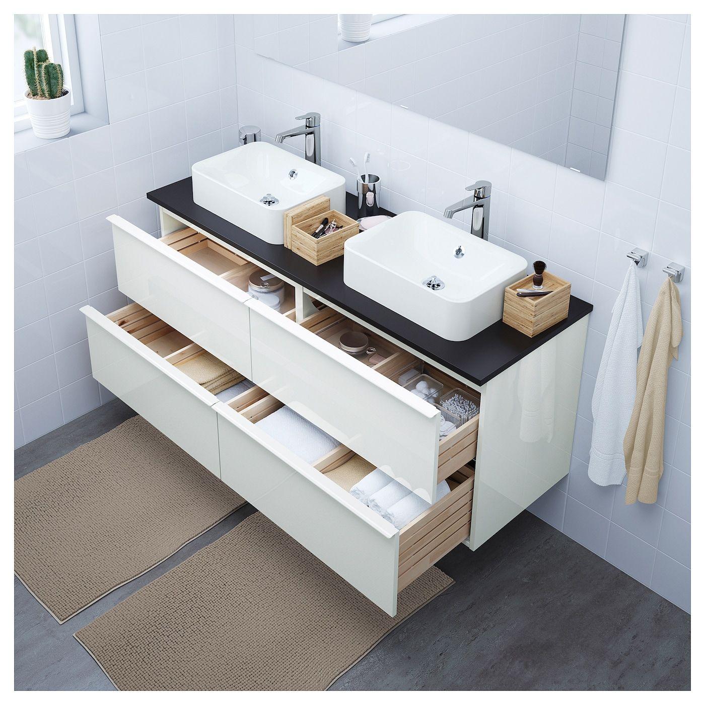 IKEA / HÖRVIK Bathroom vanity high