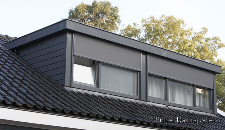 Houtlook dakkapel 860 496 pixels tages for Agrandissement maison grenier