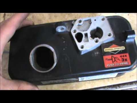 how to clean carburetor jets on small engine