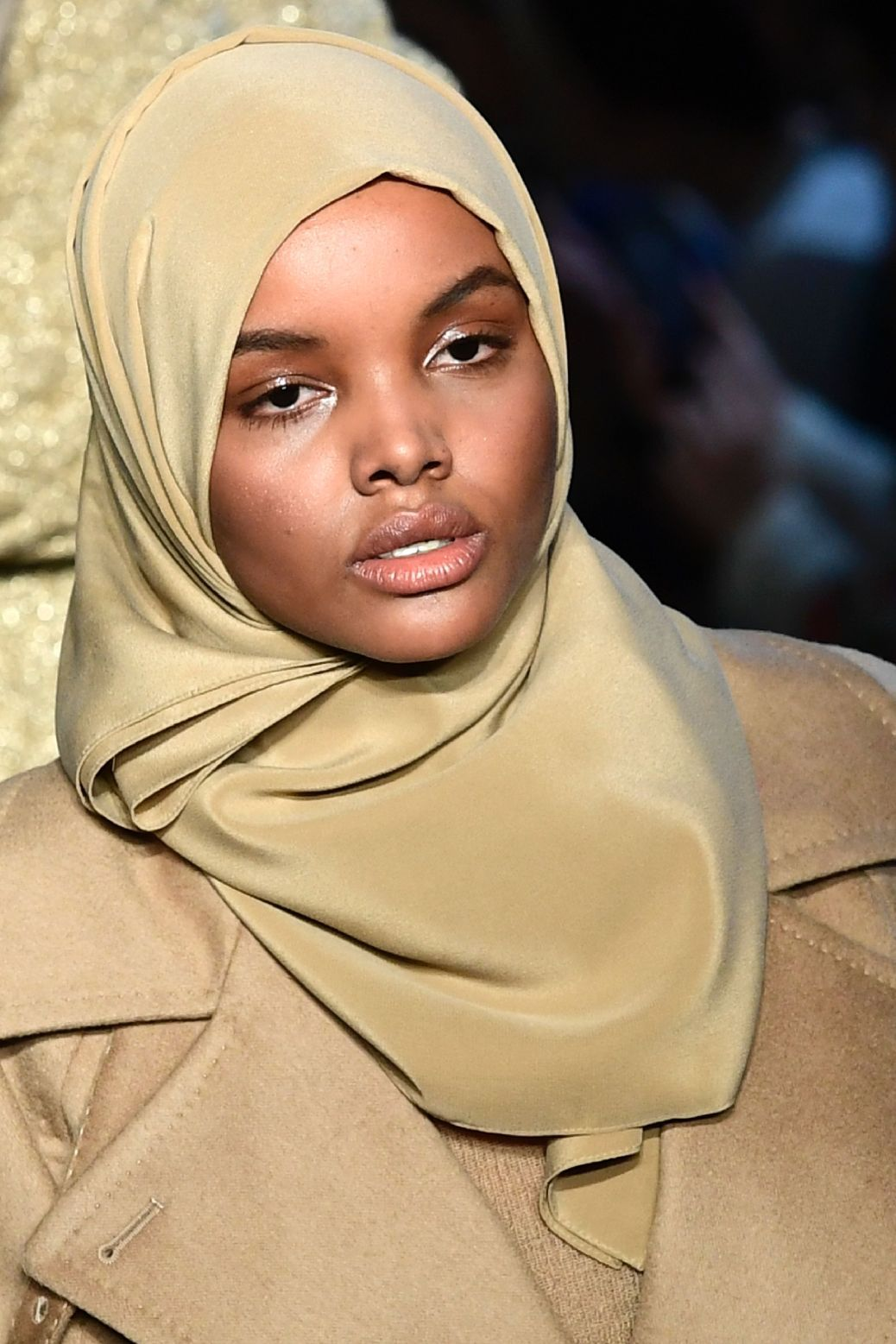 Slay! Halima Aden First Woman To Rock Burkini In Sports