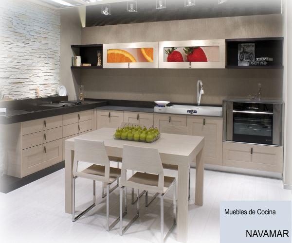 Imagenes de cocinas: clasicas, modernas, de diseño, rusticas, con ...