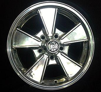 Radir Dual Rib Custom Wheels Wheel Rims