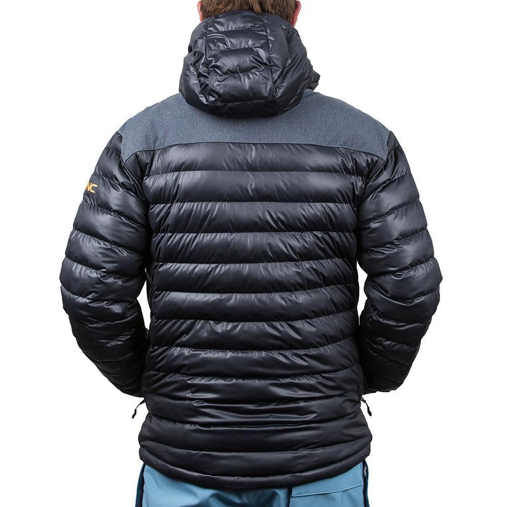 Men's Stretch Puffy Insulated ski jacket, Ski jacket