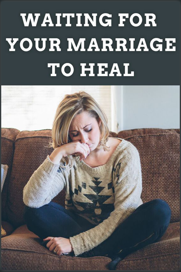 What can you do while you wait for God to bring healing to ...