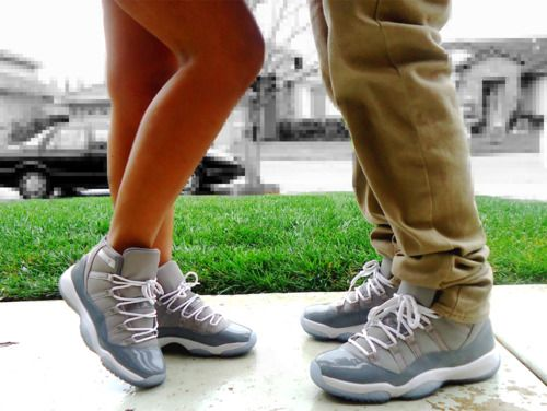 fresh jordans tumblr Google Search | Couple shoes