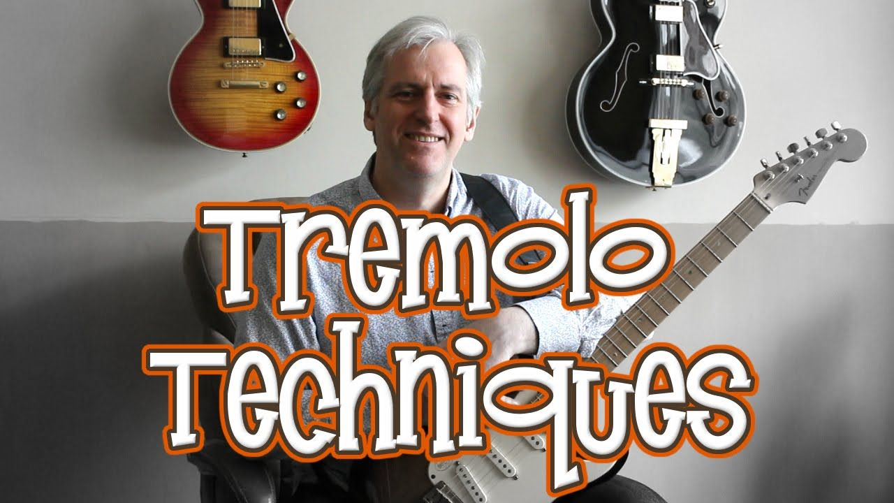 Advanced Fingerstyle Tremolo Techniques Creating New Variations Techniques How To Apply Taboo