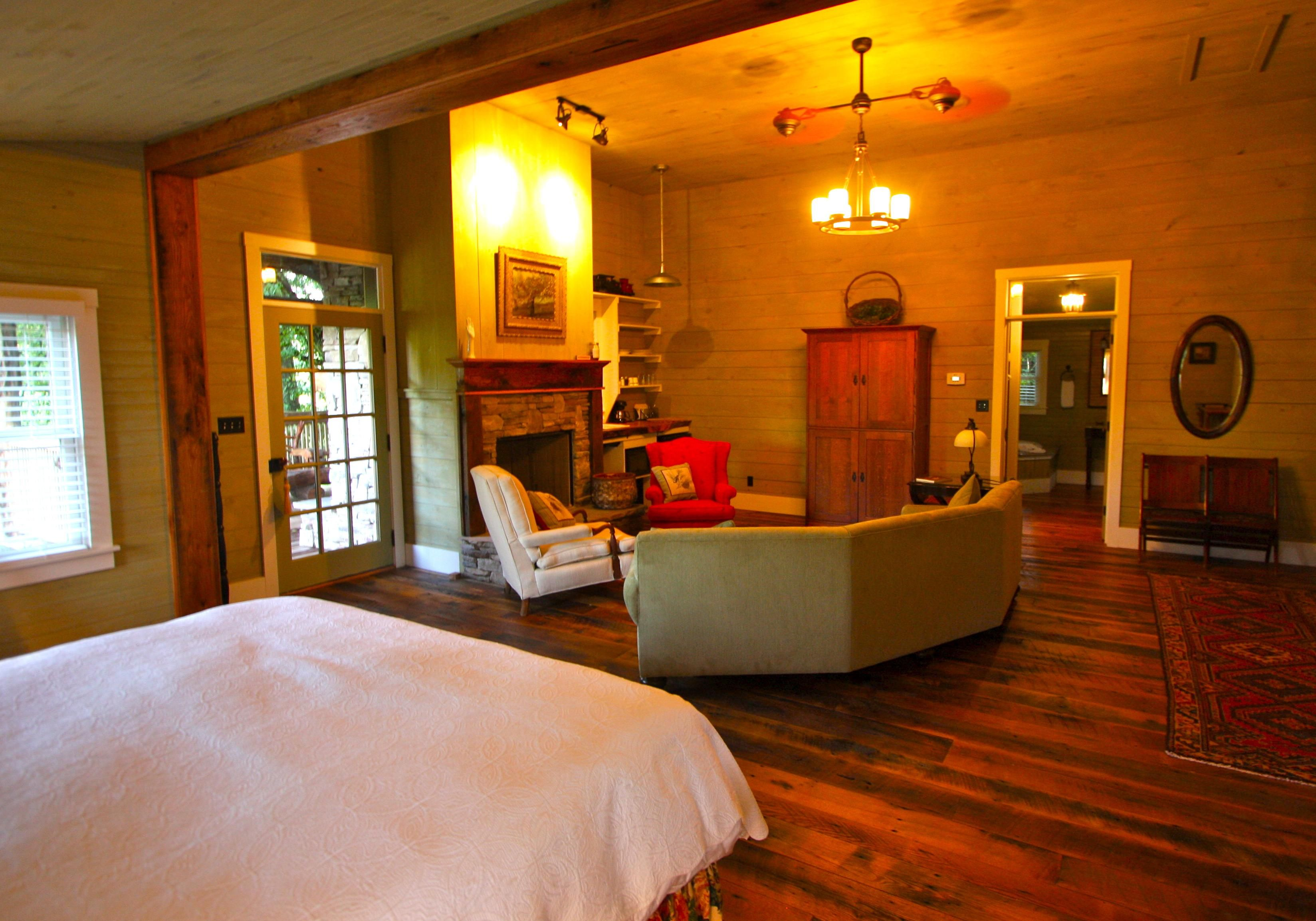 Hickory Cabin - The Farm Cabins   Cabin, Cozy cabin, Barn ...